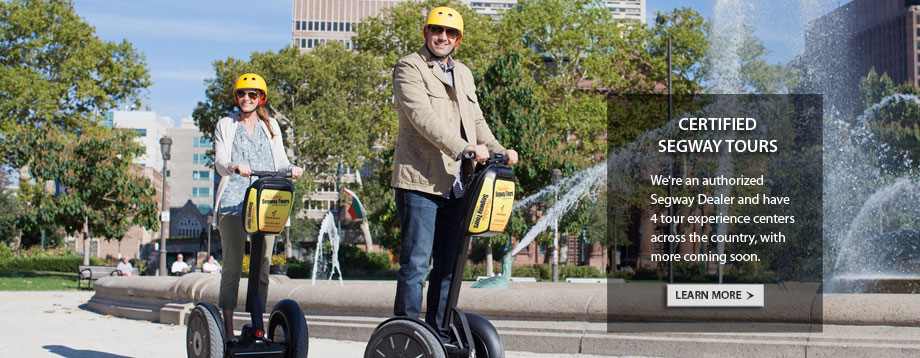 Freetime Segway Tours